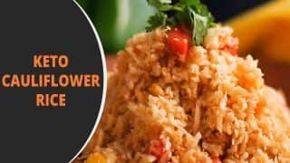 Keto Cauliflower Rice Recipe: Try Out This Dish That Comes With a Twist