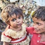 Poor Kids in India at Higher Risk of Contracting COVID-19