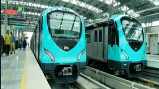 Kochi Metro Trains to Ply at 20 Minute Interval, to Stop For 20 Seconds at Each Station From Sept 7