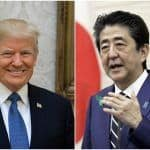 Donald Trump Hails Shinzo Abe, Calls Him The 'Greatest' Prime Minister in Japan's History