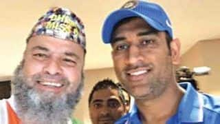 After ms dhoni retirement bashir chaha aka chacha chicago also announced retirement to watch india pakistan match in stadium 4114135