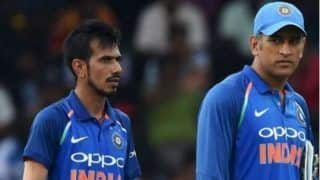 Ms dhoni could play bit more if covid 19 pandemic did not hit world says yuzvendra chahal 4115357