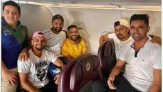 IPL 2020 : MS Dhoni की अगुआई में CSK के खिलाड़ी कंडीशनिंग कैंप के लिए चेन्नई पहुंचे