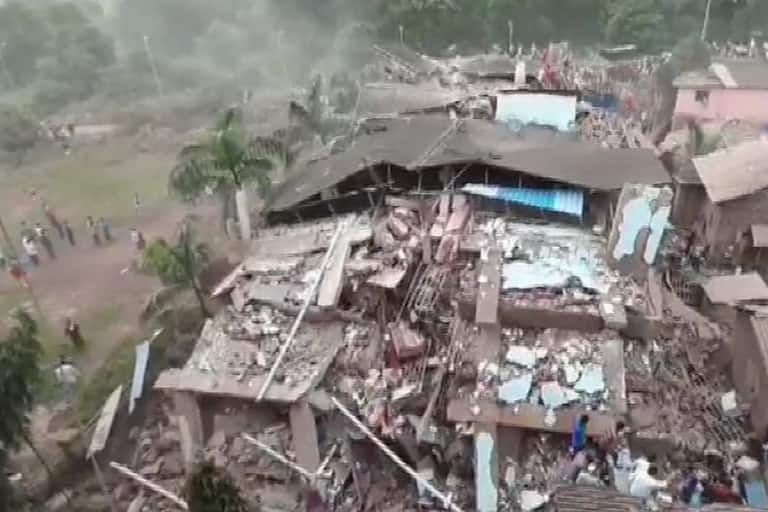 Building Collapses in Maharashtra   s Raigad: 1 Dead, 70 Feared Trapped, Amit Shah Directs NDRF to Extend Help