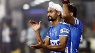 India Men's Hockey Forward Mandeep Singh Tests Positive For Coronavirus