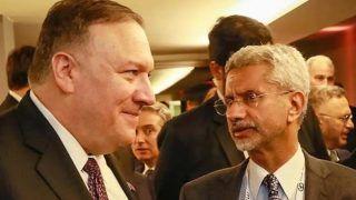 माइक पोम्पियो ने भारत सहित पांच देशों के विदेश मंत्रियों से की बात, जानें क्या रहा चर्चा का मुद्दा