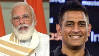 PM Narendra Modi Writes Letter to MS Dhoni, Thanks Him For Making India Proud