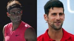 US Open 2020: Rafael Nadal Withdraws, Novak Djokovic to Take Call in Coming Days