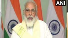 PM Modi Inaugurates Submarine Optical Fibre Cable Connecting Chennai, Port Blair