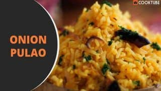 Onion Pulao Recipe: Follow The Steps to Make This Indian Rice Dish at Home