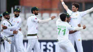 Eng vs pak 1st test day 4 england 157 5 pakistan need 5 wickets to win match 4106071