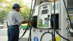 Petrol & Diesel Price Today: डीजल, पेट्रोल के भाव स्थिर, कच्चे तेल में दूसरे दिन नरमी जारी