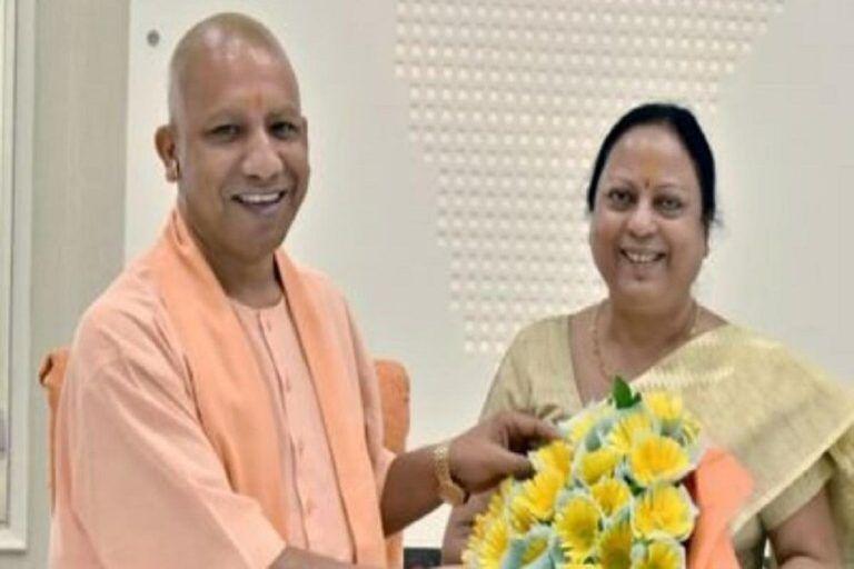 Uttar Pradesh Minister Kamal Rani Varun Succumbs to COVID-19 in Lucknow Hospital