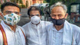 राजस्थान में खत्म हुआ राजनीतिक संकट! गहलोत सरकार ने जीता विश्वास मत; पायलट बोले- अटकलों पर विराम लगा