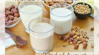 World Plant Milk Day 2020: History, Significance of The Day And How it is Celebrated