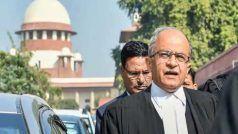कोर्ट की अवमानना मामले में दोषी पाए गए सीनियर लॉयर प्रशांत भूषण, सजा पर 20 अगस्त को SC में सुनवाई