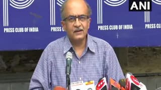Tweets Not Meant to Disrespect Judiciary, Will Pay Re 1 Fine: Prashant Bhushan on SC Verdict