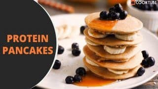 Protein Pancakes Recipe: Try This Simple And Healthy Dish at Home