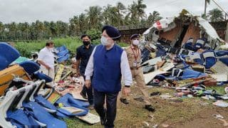 Air India Express Crash: Civil Aviation Minister Visits Kozhikode, Announces Interim Relief