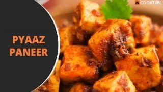 Pyaaz Paneer Recipe: Here is How to Make This Flavourful Dish at home