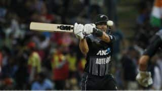 भारत में होने वाले 2021 टी20 विश्व कप में खेलने को लेकर असमंजस में है ये कीवी बल्लेबाज