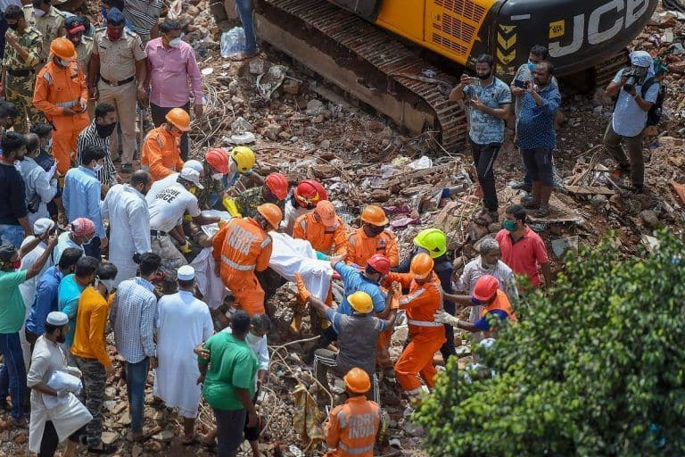 Raigad Building Collapse: Death Toll Rises to 13, Maharashtra Govt Announces Financial Assistance