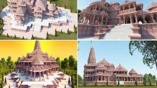 प्रस्तावित श्रीराम जन्मभूमि मंदिर की फोटो आई सामने, ऐसा भव्य दिखेगा