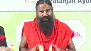 Supreme Court Declines Plea to Stop Patanjali From Using 'Coronil' Name For Its Medicine