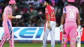 IPL 2020: Ravichandran Ashwin Suggests Alternative to Mankading, Feels Bowlers Should Get 'Free Ball' in Case Non-striker Backs up