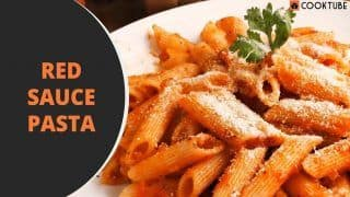 Red Sauce Pasta Recipe: Follow The Steps to Make This Delicious Italian Dish at Home