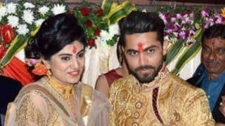 Ravindra jadeja wife rivaba jadeja argue with cop after found without mask along with husband 4108416