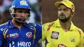 IPL 2020 :  रोहित और रैना में होगी आगे निकलने की रेस, सिर्फ धोनी ही लगा पाए हैं छक्कों का दोहरा शतक