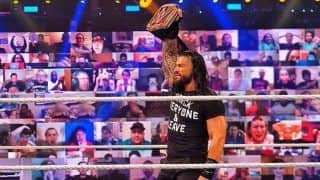 WWE SummerSlam 2020 Full Results And Highlights: Roman Reigns Makes Stunning Return