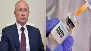 Russia First to Register Coronavirus Vaccine; Putin's Daughter Inoculated
