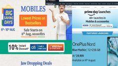 Amazon, Flipkart Sales Offer: अमजन और फ्लिपकार्ट पर शुरू हो रही महासेल, मोबाइल फोन और इलेक्ट्रिक सामान पर मिलेगी भारी छूट
