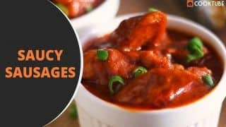 Saucy Sausages Recipe: Try Out This Easy to Make Appetizer at Home