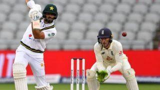 England vs Pakistan 1st Test : पाकिस्तान की आधी टीम पवेलियन लौटी, लंच तक स्कोर 187/5