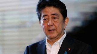 जापान के प्रधानमंत्री शिंजो आबे ने अपने पद से दिया इस्तीफा, ये बड़ी वजह आई सामने
