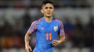 Football: India Captain Sunil Chhetri Picks Goalless Draw Against Qatar in World Cup Qualifiers as 'Stands Out' Match