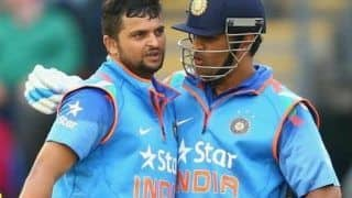 REVEALED! When Suresh Raina Met MS Dhoni For The First Time