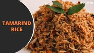 Watch: This Tamarind Rice Recipe is For Those Who Just Can't do Away With Something Sour And Spicy in Their Meals