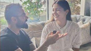 कोहली के 'गुड न्यूज' वाली खबर शेयर करते ही लगा बधाइयों का तांता, चहल बोले-भैया और भाभी को...