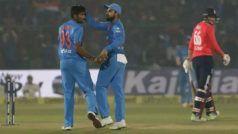 इंग्लैंड के खिलाफ भारत की घरेलू लिमिटेड ओवर की सीरीज अगले साल तक के लिए स्थगित, ये है वजह