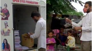 'More Power to You': This Mohali Man Runs a Mobile Library & Provides Books to Children Living in Slums