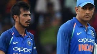 MS Dhoni Would Have Played T20 World Cup 2020; Coronavirus Played Role in His Retirement: Yuzvendra Chahal: Yuzvendra Chahal