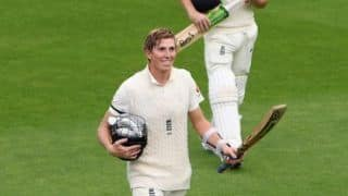 Eng vs pak zak crawley becomes 3rd youngest player to register test hundred for england 4119404