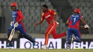 Zimbabwe Cancel T20I Series Against Afghanistan Due to COVID-19 Pandemic