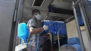 Stunning Makeover: Karnataka Converts Old Bus Into a Women's Toilet, Equips It With Sanitary Pads, Baby Feeding Stalls