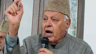 जम्मू-कश्मीर का विशेष दर्जा रद्द करने से न तो विकास ही हुआ न ही आतंकवाद खत्म हुआ : फारूक