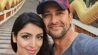 Aftab Shivdasani And Nin Dusanjh Welcome a Baby Girl, Announce The News With Cutest Post on Instagram